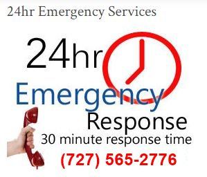 24 hour water damage emergency response